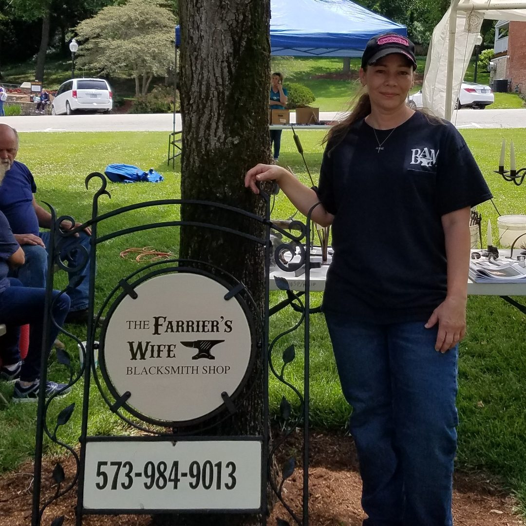 Farriers Wife Sign photo
